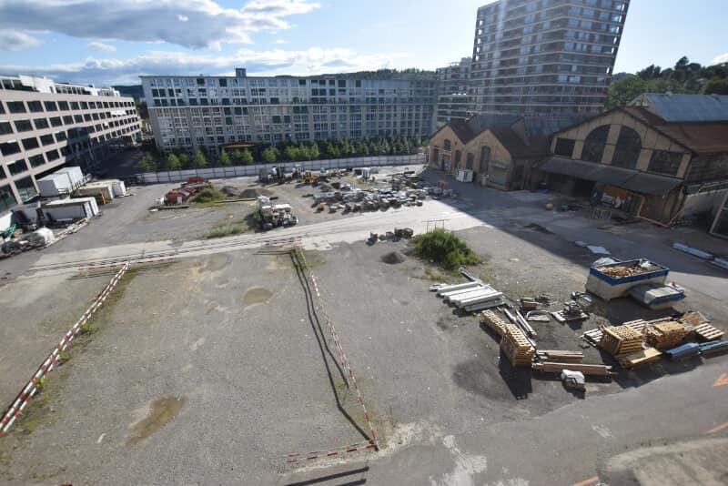 Baustellenkamera Halle 53 Winterthur