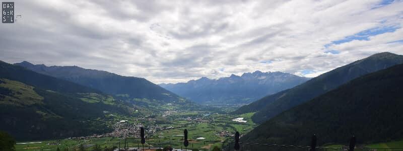 Tourismus Webcam Das Gerstl Mals im Vinschgau