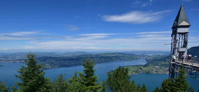 Tourismus Webcam Luzern Bürgenstock