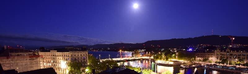Tourismus Webcam Zürich