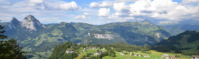 Stoos-Welesch Panorama Webcam